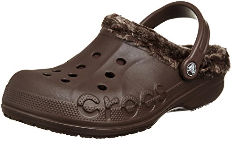 Crocs   Unisex Baya Lined Clog melierter