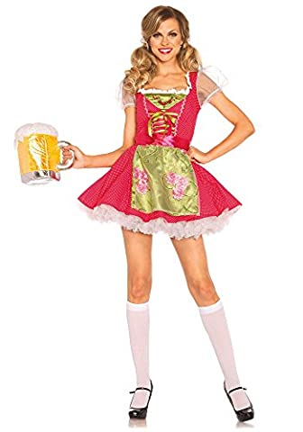 Leg Avenue Beer Garden Gretel Costume - 85219 (Women: