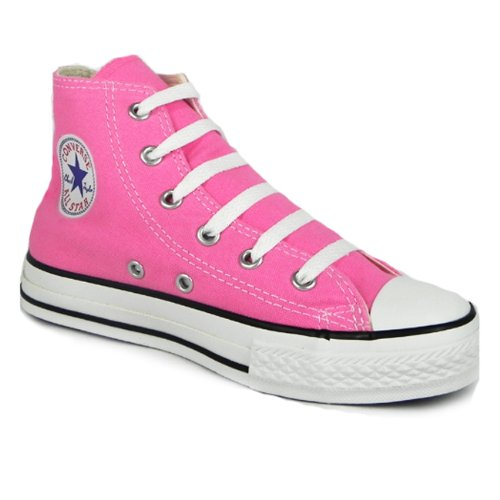 Converse , Mädchen Sneaker, Rosa - rose - Größe: 13 - Größe 13 Schuhe Converse Mädchen