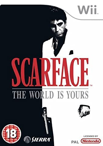 Scarface: The World Is Yours (Wii) [import anglais]