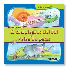 Cumpleanos del sol y pelea patas/The Sun's Birthday and Legs Fight par Mara Granata