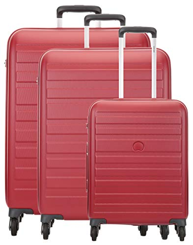 Delsey Peric 4-Rollen Kofferset 3tlg.