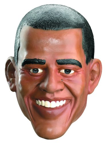 Disguise President USA Barack Obama Rubber Maske