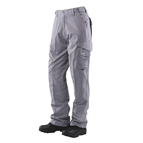 Tru-Spec 1089 Mens 24-7 Lightweight Tactical Pants, Light Grey, Size 30xU Elite Lightweight Pants
