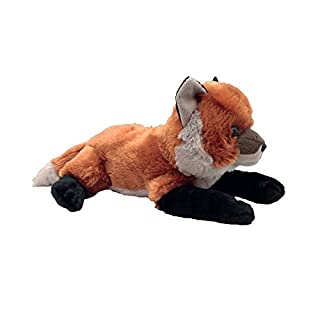 Animal Planet Too Wild Baby Red Fox Laying 25 cm by Wild Republic (19476 AP)