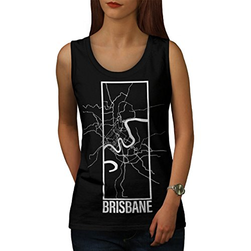australia-brisbane-big-town-map-women-new-black-m-tank-top-wellcoda