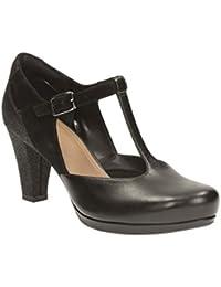 Chorus Gia - Black Leather