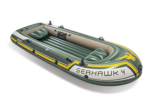 Intex Schlauchboot Seahawk 4 Set im Test - 4