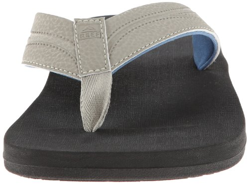 Reef  Reef Fin, tongs homme Multicolore - Multicolore (Grey/Blue)
