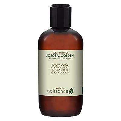 Naissance Golden Jojoba Oil 250ml 100% Pure by Naissance