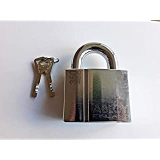Abloy PL 350 C Steel Padlock 25mm Shackle Keying Platform Classic 2 Keys