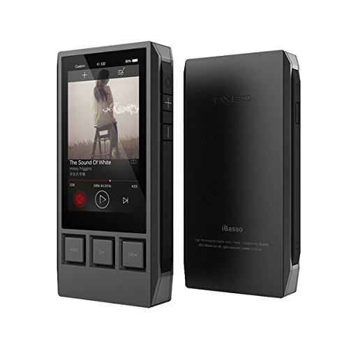 iBasso DX80 mobiler High Res Musik Player