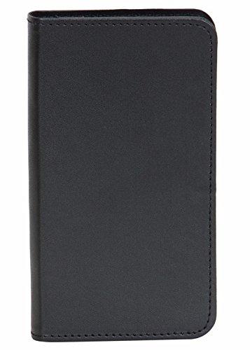 Senzoni Pu Leather Mobile Flip Pouch Case Cover For Xolo Era X