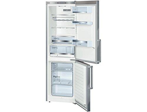 Bosch KGE36AI32Kühlschrank-gefrierschrank–freistehend, Edelstahl, unten, A + +, LED 4*)
