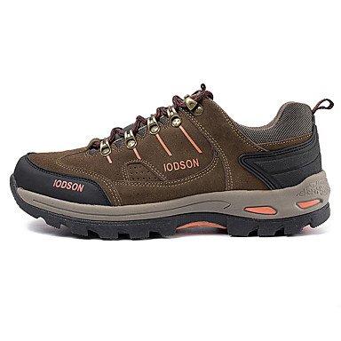 Aemember 802 Mountain Bike caccia scarpe scarpe scarpe da trekking scarpe da running Scarpe alpinista uomini's traspirante anti-slittamento Outdoor CasualSports,44 42