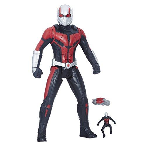 Hasbro E0848EU4 Ant-Man Marvel Micro Actionfigur, andere, Norme