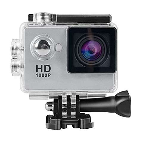 Topjoy 1080P Full HD 2.0 inch Screen Waterproof Sports Action