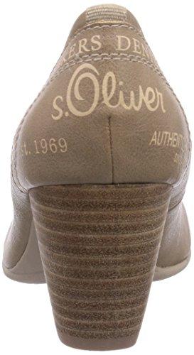 924 S oliver Bombas Braun pimenta Damen 22404 aHqaCwA