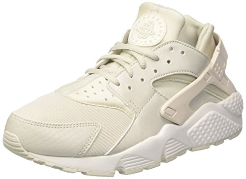 Nike Wmns Air Huarache Run, Scarpe da Ginnastica Basse Donna, Multicolore (Phantom/Light Bone-S 028), 40.5 EU