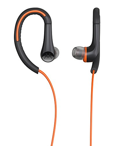Motorola Sports Headphones (Orange)