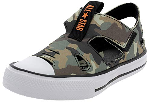 Converse CTAS SIUPERPLAY Kinder Camouflage-Sandalen 764454C