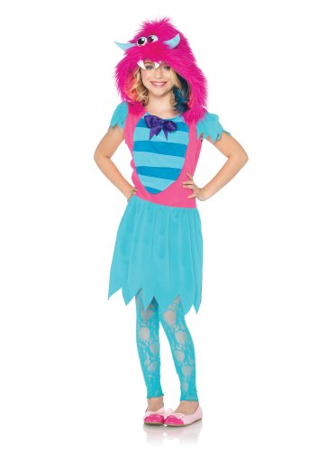 Imagen de leg avenue  disfraz de monstruos sa para niña, talla s c4817501222