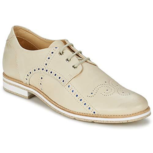 marithé & francois girbaud Arrow Derby-Schuhe & Richelieu Damen Aschfarbe - 36 - Derby-Schuhe Marithe Girbaud