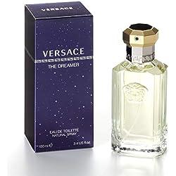 Versace the dreamer eau de toilette vaporisateur 100 ml