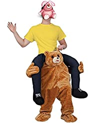 Carry Mascot Me Mascot Fancy Dress Costume Am Oktoberfest -Maskottchen Neue Kostüm BAVARIAN BEER GUY MASCOT FANCY DRESS COSTUME
