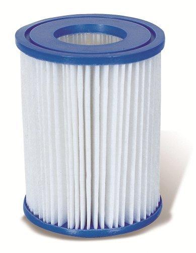 2 cartouches de filtration pour piscine bestway et layz spa 58094