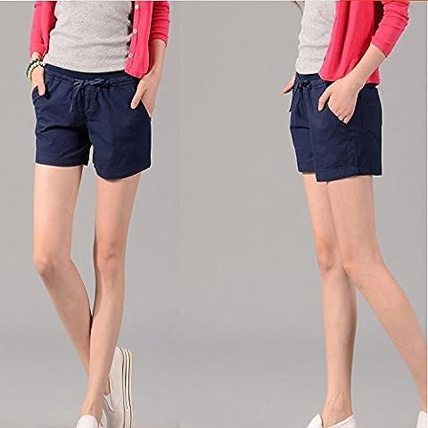 qnqa Cowboy–Short fille Mode été–Sac–slim–Jeans slim–Tous les avec Short, courte, das,Mein