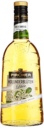Pircher Holunderblütenlikör, 1er Pack (1 x 700 ml)