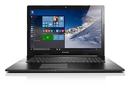 Lenovo G70 17.3 inch Laptop Notebook (Black) - (Intel Core i5-5200U, 8Gb RAM, 1Tb HDD, DVDRW, WLAN, BT, Camera, Integrated Graphics, Windows 10 Home)