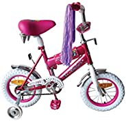 "Free Wheels Bicycle For Girl, 20"" 25-"