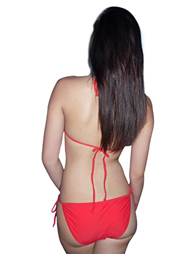 Ingear Women's Bikini Set Red