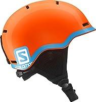 Salomon GROM_HEMLET Fluo orange/blue Winter 16-17 - Kids S (49-53)