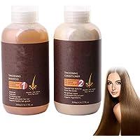 Amazon.it  Prodotti Naturali Per Capelli - Shampoo e balsamo ... 9cb7bda24088