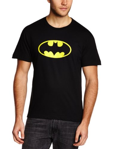 Camiseta de Batman con cuello redondo de manga corta para hombre - Collectors Mine
