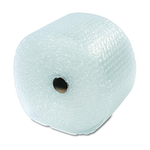 Quality park sealed air bubble wrap in un astuccio ready to roll dispenser, 30,5cm x 100ft (sel48561)