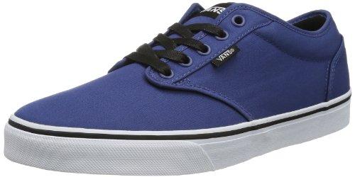 Vans M ATWOOD  (TEXTILE) STV N, basket homme Bleu - Blau ((Textile) stv n)