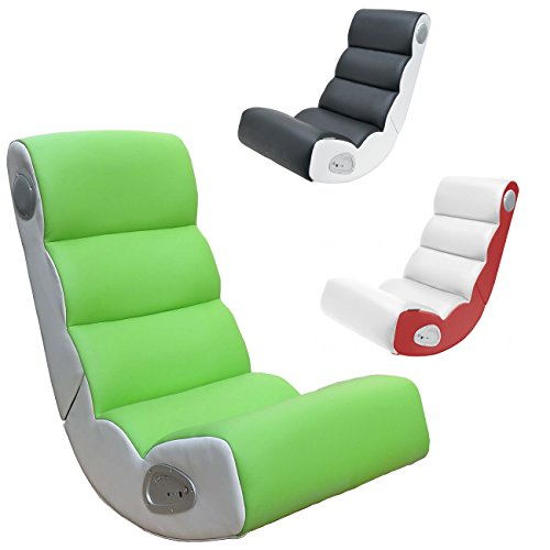 finebuy-soundchair-wave-in-weiss-lime-musiksessel-mit-eingebauten-lautsprechern-multimediasessel-fur