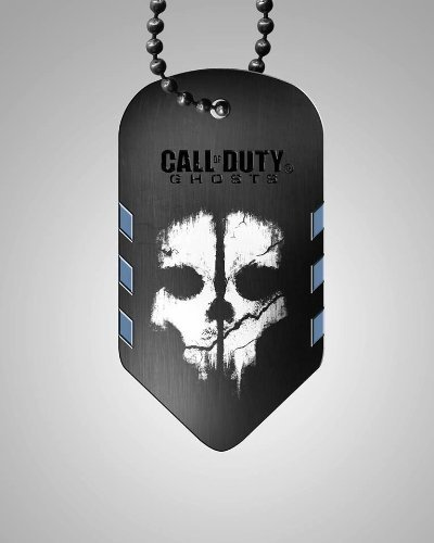 Hundemarke Call of Duty Ghosts Limited Edition 2013