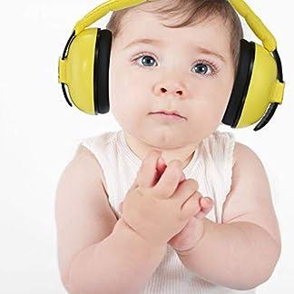 Bochamtec – Orejeras para niños con protección para los oídos, suaves y cómodas, con reducción de ruido