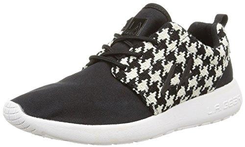 la-gear-sunrise-3614-12-damen-sneaker-schwarz-noir-black-black-white-39