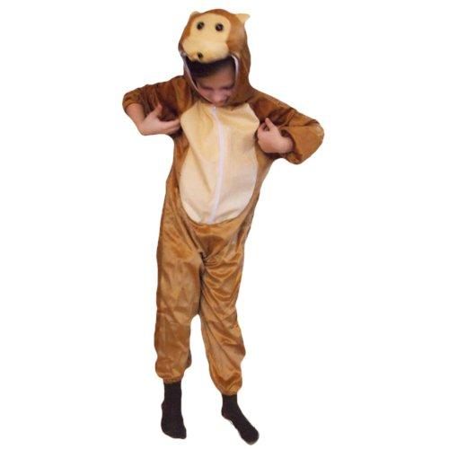 AN29 9-12 Affe Kostüm Affenkostüm Affenkostüme Fasching Karneval