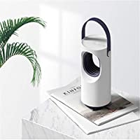 HITSAN INCORPORATION ARILUX USB Power Mosquito Killer Lamp Photocatalyst Mosquito Repellent No Radiation Portable LED Light for Indoor Outdoor