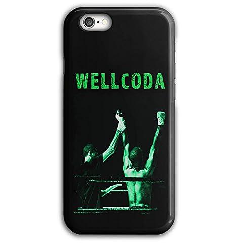 Sport Fitnessstudio Gewinner Wellcoda gewinnt Freude iPhone 6 Plus / 6S Plus Hülle | Wellcoda