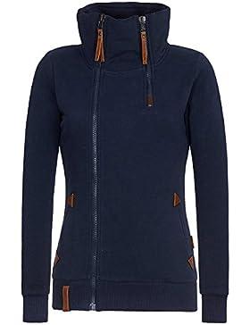 Naketano Female Zipped Jacket Hamza Bau ma IV