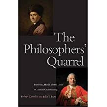 [(The Philosophers' Quarrel: Rousseau, Hume, and the Limits of Human Understanding )] [Author: Robert Zaretsky] [Mar-2009]
