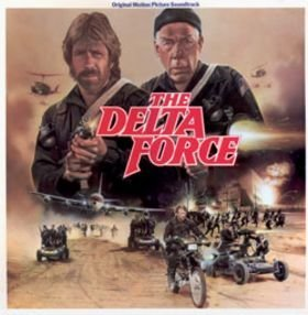Alan Silvestri - Delta Force - Ltd. 25th Anniversary Edn.